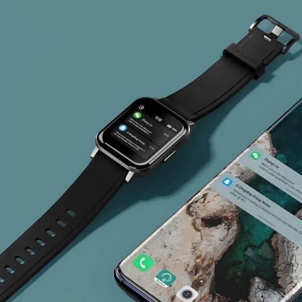 ساعت هوشمند SL02